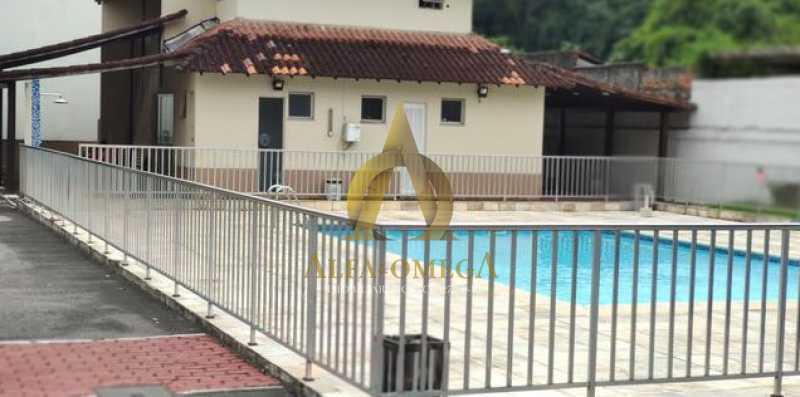 7 - Apartamento à venda Rua Godofredo Viana,Taquara, Rio de Janeiro - R$ 247.000 - AOJ20140 - 15