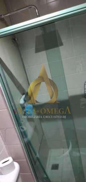 8 - Apartamento à venda Rua Godofredo Viana,Taquara, Rio de Janeiro - R$ 247.000 - AOJ20140 - 9