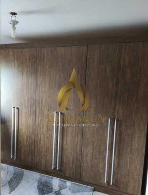 11 - Apartamento à venda Rua Godofredo Viana,Taquara, Rio de Janeiro - R$ 247.000 - AOJ20140 - 6