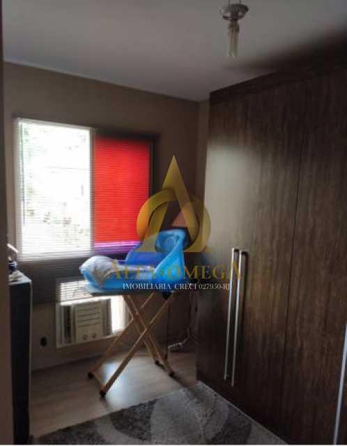 12 - Apartamento à venda Rua Godofredo Viana,Taquara, Rio de Janeiro - R$ 247.000 - AOJ20140 - 5