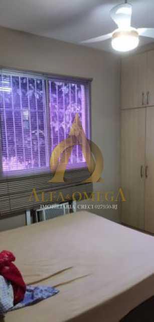 14 - Apartamento à venda Rua Godofredo Viana,Taquara, Rio de Janeiro - R$ 247.000 - AOJ20140 - 7