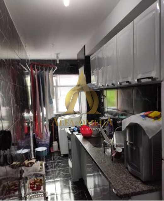 15 - Apartamento à venda Rua Godofredo Viana,Taquara, Rio de Janeiro - R$ 247.000 - AOJ20140 - 13