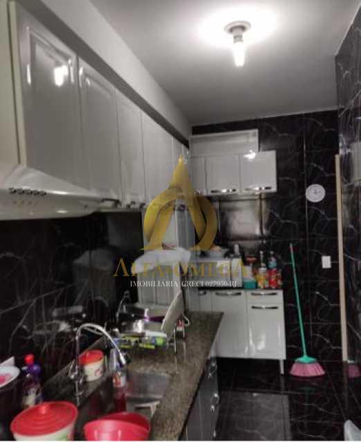 16 - Apartamento à venda Rua Godofredo Viana,Taquara, Rio de Janeiro - R$ 247.000 - AOJ20140 - 12