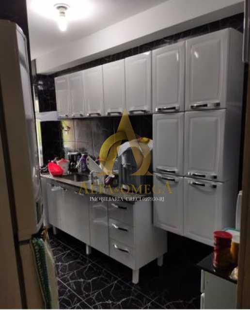 17 - Apartamento à venda Rua Godofredo Viana,Taquara, Rio de Janeiro - R$ 247.000 - AOJ20140 - 11
