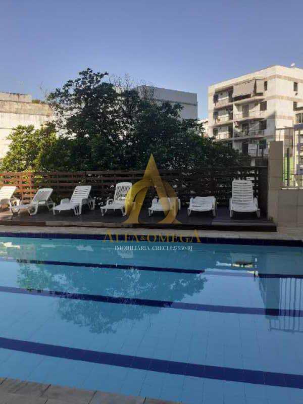 2 - Apartamento Avenida Geremário Dantas,Tanque, Rio de Janeiro, RJ À Venda, 2 Quartos, 55m² - AOJ20141 - 16