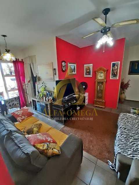 13 - Apartamento Avenida Geremário Dantas,Tanque, Rio de Janeiro, RJ À Venda, 2 Quartos, 55m² - AOJ20141 - 1