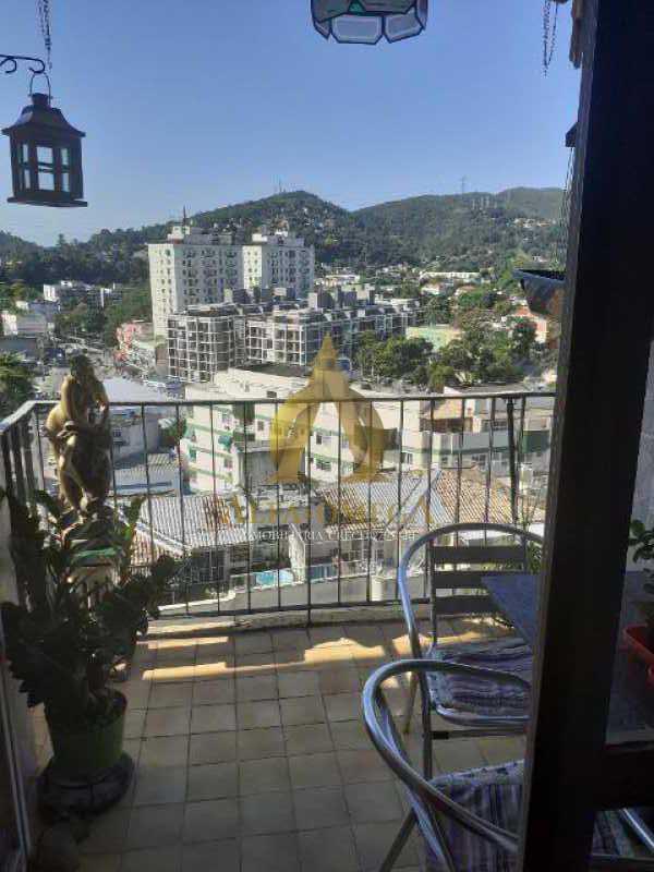 16 - Apartamento Avenida Geremário Dantas,Tanque, Rio de Janeiro, RJ À Venda, 2 Quartos, 55m² - AOJ20141 - 4