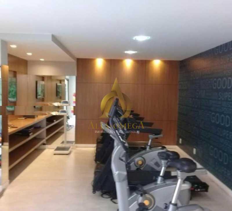 5 - Apartamento para venda e aluguel Rua Francisco de Paula,Jacarepaguá, Rio de Janeiro - R$ 445.000 - AOJ20142 - 6