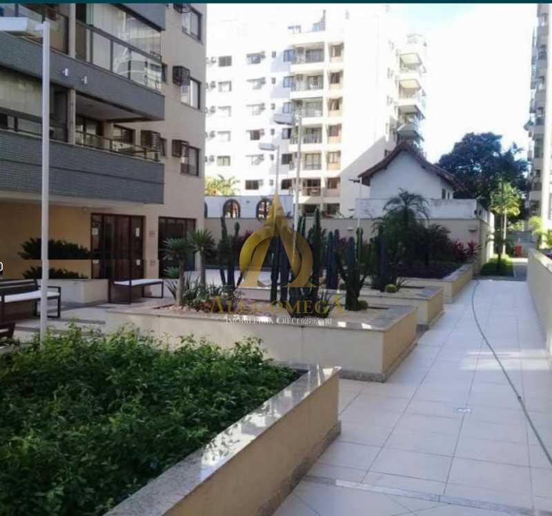 6 - Apartamento para venda e aluguel Rua Francisco de Paula,Jacarepaguá, Rio de Janeiro - R$ 445.000 - AOJ20142 - 10