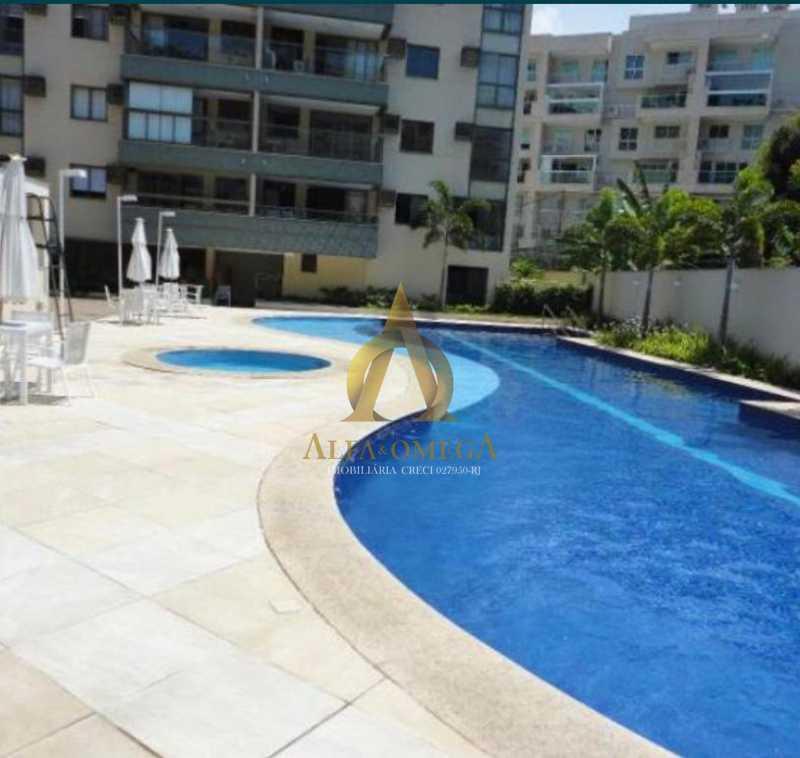 7 - Apartamento para venda e aluguel Rua Francisco de Paula,Jacarepaguá, Rio de Janeiro - R$ 445.000 - AOJ20142 - 3