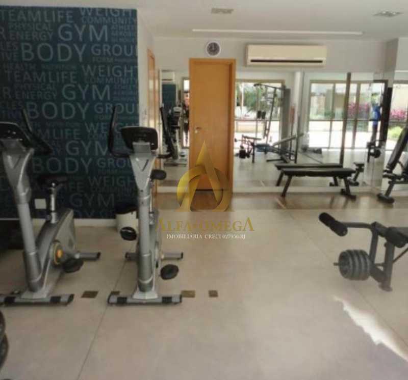 8 - Apartamento para venda e aluguel Rua Francisco de Paula,Jacarepaguá, Rio de Janeiro - R$ 445.000 - AOJ20142 - 7