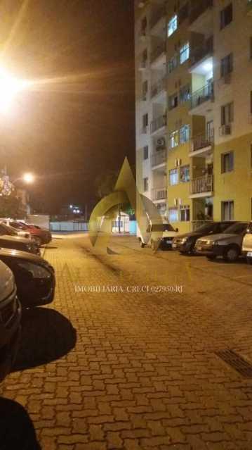 1 - Apartamento Estrada Marechal Miguel Salazar Mendes de Morais,Taquara, Rio de Janeiro, RJ À Venda, 2 Quartos, 54m² - AOJ20146 - 30