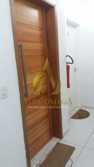 2 - Apartamento Estrada Marechal Miguel Salazar Mendes de Morais,Taquara, Rio de Janeiro, RJ À Venda, 2 Quartos, 54m² - AOJ20146 - 27