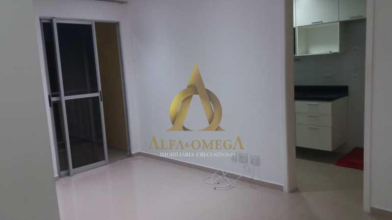 4 - Apartamento Estrada Marechal Miguel Salazar Mendes de Morais,Taquara, Rio de Janeiro, RJ À Venda, 2 Quartos, 54m² - AOJ20146 - 6