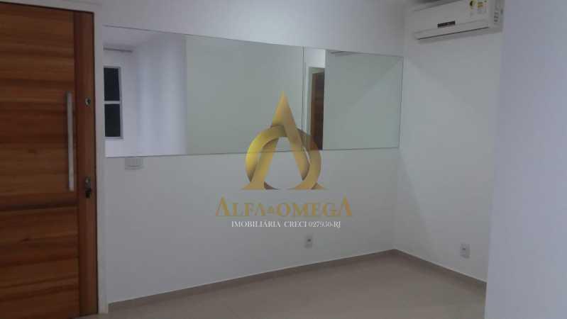 5 - Apartamento Estrada Marechal Miguel Salazar Mendes de Morais,Taquara, Rio de Janeiro, RJ À Venda, 2 Quartos, 54m² - AOJ20146 - 7