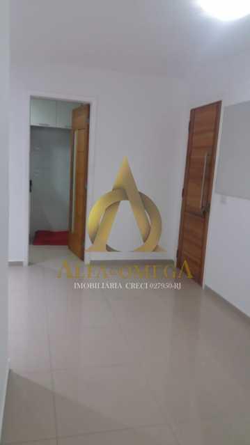 6 - Apartamento Estrada Marechal Miguel Salazar Mendes de Morais,Taquara, Rio de Janeiro, RJ À Venda, 2 Quartos, 54m² - AOJ20146 - 8