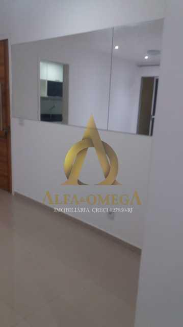 7 - Apartamento Estrada Marechal Miguel Salazar Mendes de Morais,Taquara, Rio de Janeiro, RJ À Venda, 2 Quartos, 54m² - AOJ20146 - 9