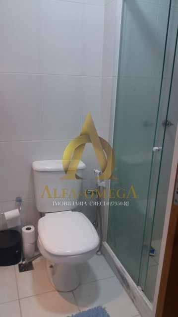 9 - Apartamento Estrada Marechal Miguel Salazar Mendes de Morais,Taquara, Rio de Janeiro, RJ À Venda, 2 Quartos, 54m² - AOJ20146 - 23