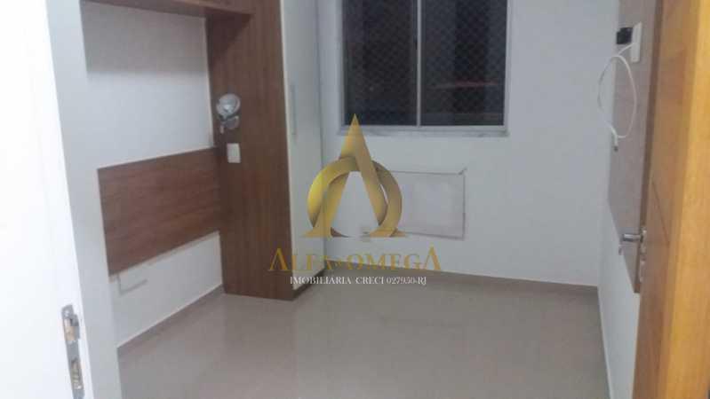 10 - Apartamento Estrada Marechal Miguel Salazar Mendes de Morais,Taquara, Rio de Janeiro, RJ À Venda, 2 Quartos, 54m² - AOJ20146 - 11