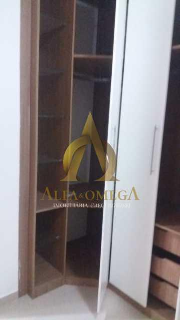 11 - Apartamento Estrada Marechal Miguel Salazar Mendes de Morais,Taquara, Rio de Janeiro, RJ À Venda, 2 Quartos, 54m² - AOJ20146 - 12