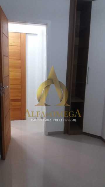 12 - Apartamento Estrada Marechal Miguel Salazar Mendes de Morais,Taquara, Rio de Janeiro, RJ À Venda, 2 Quartos, 54m² - AOJ20146 - 10