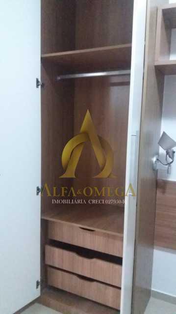13 - Apartamento Estrada Marechal Miguel Salazar Mendes de Morais,Taquara, Rio de Janeiro, RJ À Venda, 2 Quartos, 54m² - AOJ20146 - 13