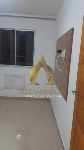 14 - Apartamento Estrada Marechal Miguel Salazar Mendes de Morais,Taquara, Rio de Janeiro, RJ À Venda, 2 Quartos, 54m² - AOJ20146 - 14