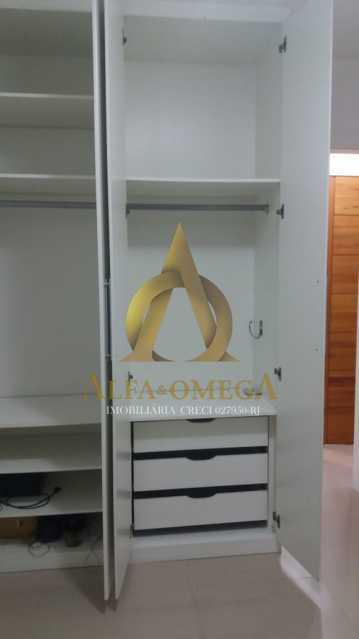 15 - Apartamento Estrada Marechal Miguel Salazar Mendes de Morais,Taquara, Rio de Janeiro, RJ À Venda, 2 Quartos, 54m² - AOJ20146 - 15