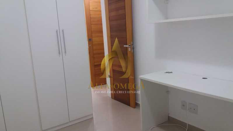17 - Apartamento Estrada Marechal Miguel Salazar Mendes de Morais,Taquara, Rio de Janeiro, RJ À Venda, 2 Quartos, 54m² - AOJ20146 - 17