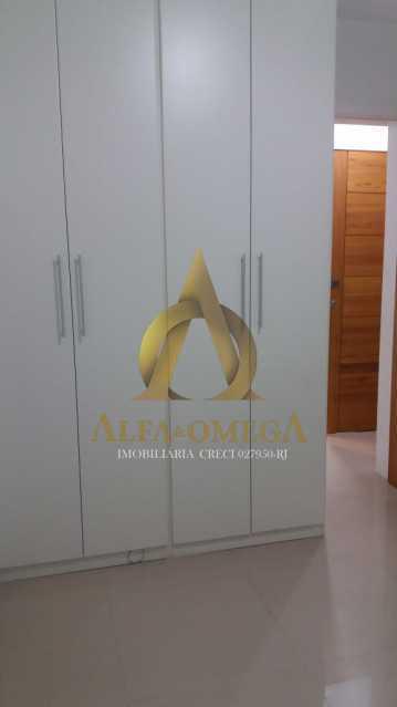 18 - Apartamento Estrada Marechal Miguel Salazar Mendes de Morais,Taquara, Rio de Janeiro, RJ À Venda, 2 Quartos, 54m² - AOJ20146 - 18