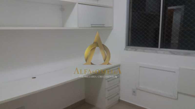 19 - Apartamento Estrada Marechal Miguel Salazar Mendes de Morais,Taquara, Rio de Janeiro, RJ À Venda, 2 Quartos, 54m² - AOJ20146 - 19