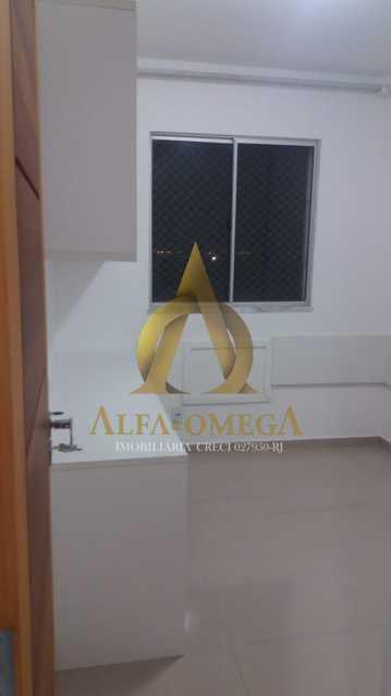 20 - Apartamento Estrada Marechal Miguel Salazar Mendes de Morais,Taquara, Rio de Janeiro, RJ À Venda, 2 Quartos, 54m² - AOJ20146 - 20
