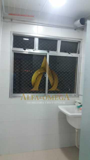 23 - Apartamento Estrada Marechal Miguel Salazar Mendes de Morais,Taquara, Rio de Janeiro, RJ À Venda, 2 Quartos, 54m² - AOJ20146 - 26