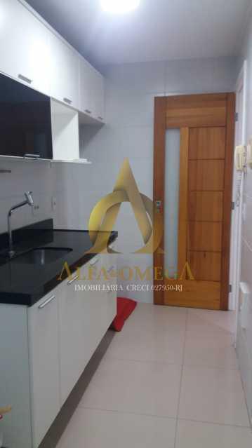 24 - Apartamento Estrada Marechal Miguel Salazar Mendes de Morais,Taquara, Rio de Janeiro, RJ À Venda, 2 Quartos, 54m² - AOJ20146 - 25