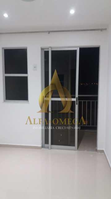 25 - Apartamento Estrada Marechal Miguel Salazar Mendes de Morais,Taquara, Rio de Janeiro, RJ À Venda, 2 Quartos, 54m² - AOJ20146 - 1