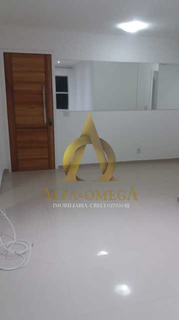 26 - Apartamento Estrada Marechal Miguel Salazar Mendes de Morais,Taquara, Rio de Janeiro, RJ À Venda, 2 Quartos, 54m² - AOJ20146 - 3