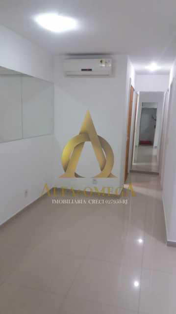 27 - Apartamento Estrada Marechal Miguel Salazar Mendes de Morais,Taquara, Rio de Janeiro, RJ À Venda, 2 Quartos, 54m² - AOJ20146 - 4