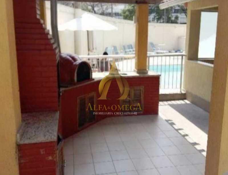 28 - Apartamento Estrada Marechal Miguel Salazar Mendes de Morais,Taquara, Rio de Janeiro, RJ À Venda, 2 Quartos, 54m² - AOJ20146 - 28