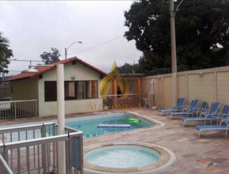 29 - Apartamento Estrada Marechal Miguel Salazar Mendes de Morais,Taquara, Rio de Janeiro, RJ À Venda, 2 Quartos, 54m² - AOJ20146 - 29