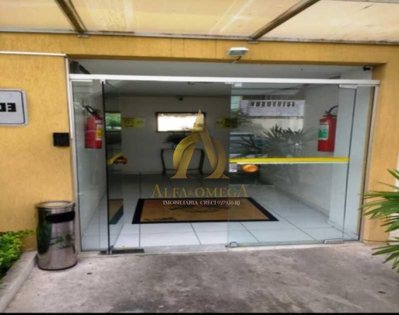 30 - Apartamento Estrada Marechal Miguel Salazar Mendes de Morais,Taquara, Rio de Janeiro, RJ À Venda, 2 Quartos, 54m² - AOJ20146 - 31