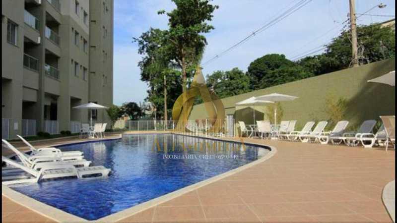 3 - Apartamento Estrada dos Bandeirantes,Curicica, Rio de Janeiro, RJ À Venda, 3 Quartos, 68m² - AOJ30034 - 25