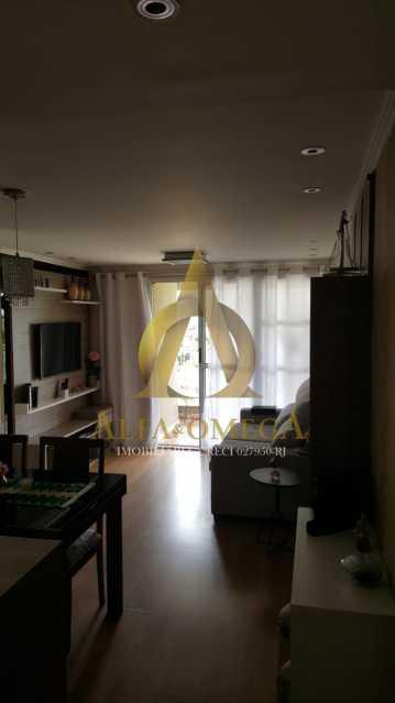 6 - Apartamento Estrada dos Bandeirantes,Curicica, Rio de Janeiro, RJ À Venda, 3 Quartos, 68m² - AOJ30034 - 6
