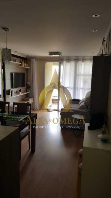 8 - Apartamento Estrada dos Bandeirantes,Curicica, Rio de Janeiro, RJ À Venda, 3 Quartos, 68m² - AOJ30034 - 4