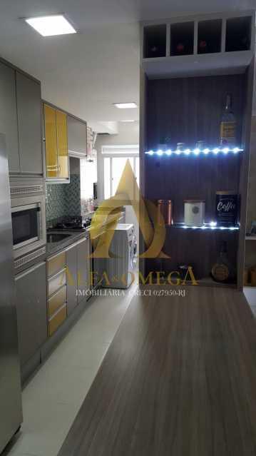 9 - Apartamento Estrada dos Bandeirantes,Curicica, Rio de Janeiro, RJ À Venda, 3 Quartos, 68m² - AOJ30034 - 24