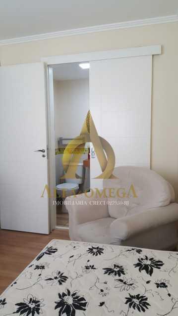 13 - Apartamento Estrada dos Bandeirantes,Curicica, Rio de Janeiro, RJ À Venda, 3 Quartos, 68m² - AOJ30034 - 13