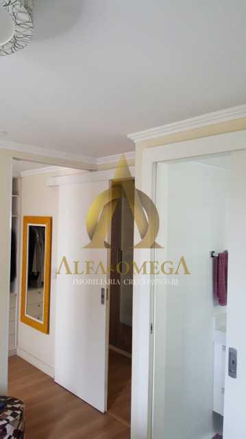 18 - Apartamento Estrada dos Bandeirantes,Curicica, Rio de Janeiro, RJ À Venda, 3 Quartos, 68m² - AOJ30034 - 8