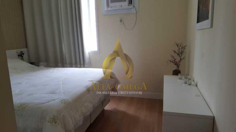 21 - Apartamento Estrada dos Bandeirantes,Curicica, Rio de Janeiro, RJ À Venda, 3 Quartos, 68m² - AOJ30034 - 10