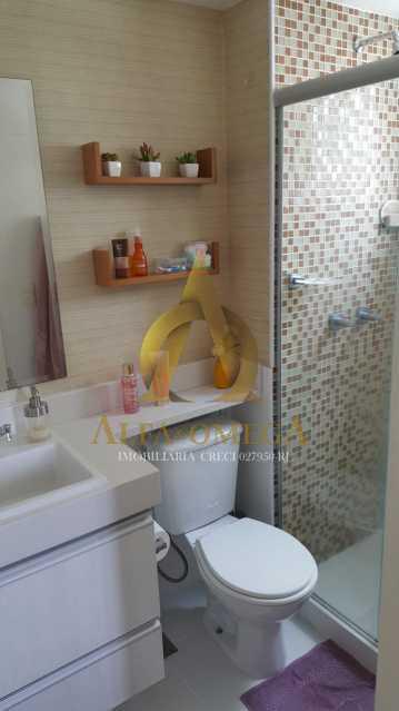 24 - Apartamento Estrada dos Bandeirantes,Curicica, Rio de Janeiro, RJ À Venda, 3 Quartos, 68m² - AOJ30034 - 22