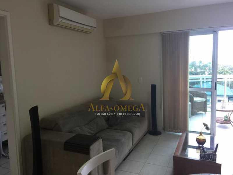 232002022472111 - Apartamento Barra da Tijuca, Rio de Janeiro, RJ Para Alugar, 2 Quartos, 100m² - AO20297L - 5