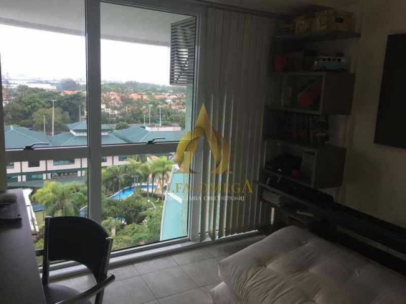 236002021125043 - Apartamento Barra da Tijuca, Rio de Janeiro, RJ Para Alugar, 2 Quartos, 100m² - AO20297L - 8